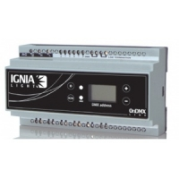 Контроллер управления светомузыкальными фонтанами Ignia Light DMX Driver Eps